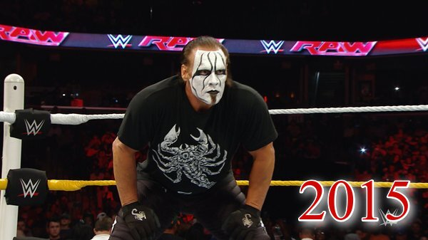 WWE Raw 2015 Collection