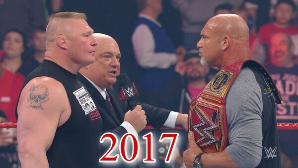 WWE Raw 2017 Collection