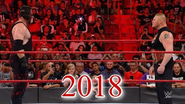 WWE Raw 2018 Collection