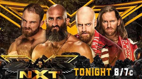 WWE NxT Live 6/15/21
