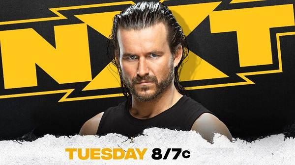 Watch WWE NXT 6/8/21