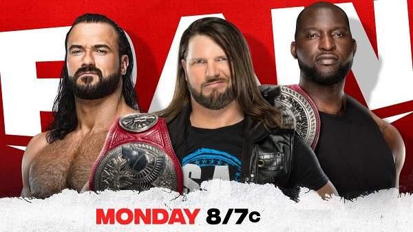 WWE Raw 6/14/21