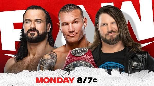 WWE Raw 6/28/21