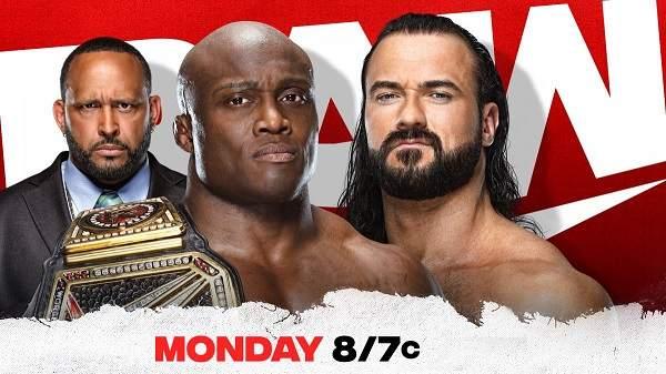 WWE Raw 6/7/21