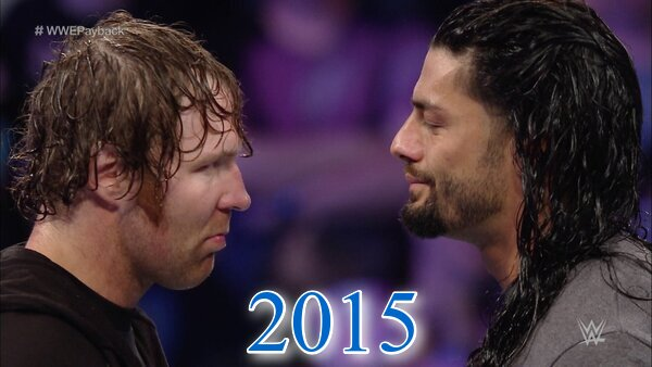 WWE Smackdown 2015 Collection