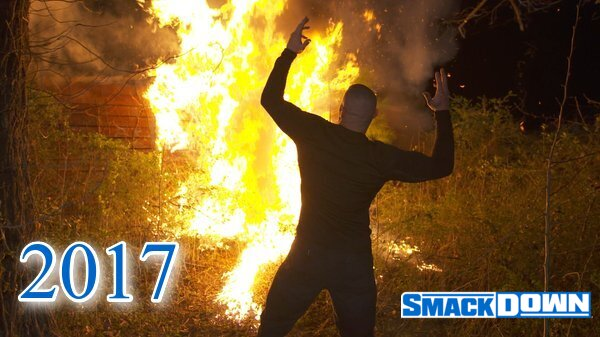 WWE Smackdown 2017 Collection