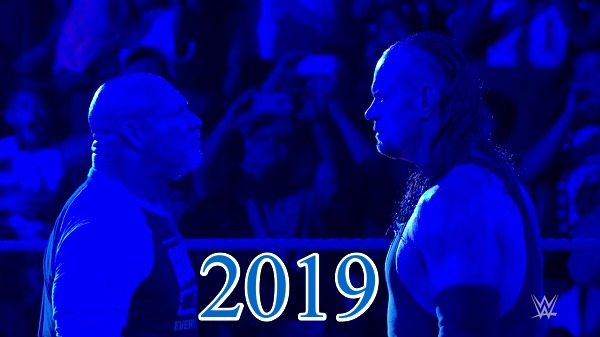 WWE Smackdown 2019 Collection