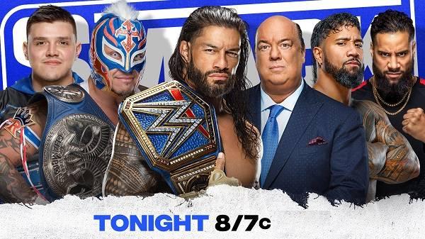WWE Smackdown Live 6/11/21