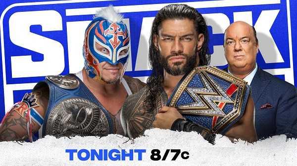 WWE Smackdown Live 6/18/21