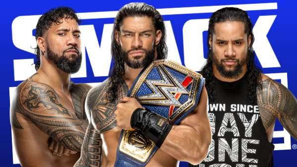 WWE Smackdown Live 6/25/21
