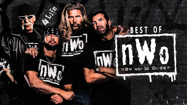 WWE The Best Of WWE E83 Best Of The nWo
