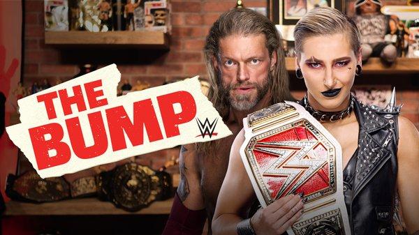 WWE The Bump 2021 07 14