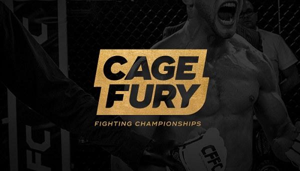 Cage Fury FC 98 7/3/21