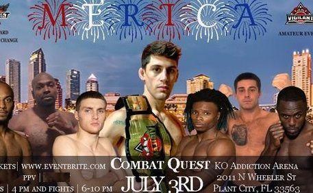 Combat Quest 14 Merica 7/3/21