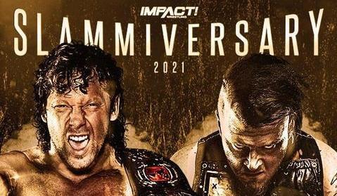 Impact Wrestling Slammiversary 2021