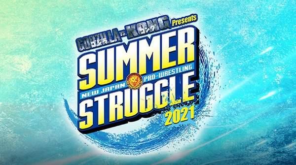 Watch NJPW SUMMER STRUGGLE 2021 7/27/21