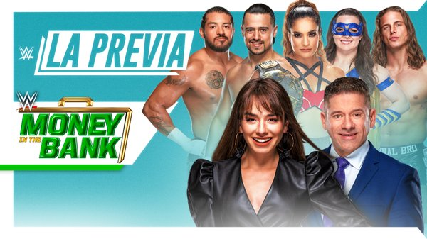 WWE La Previa Money in the Bank