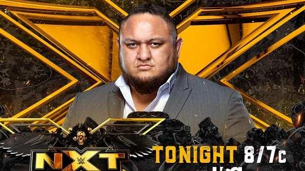 WWE NxT Live 7/20/21