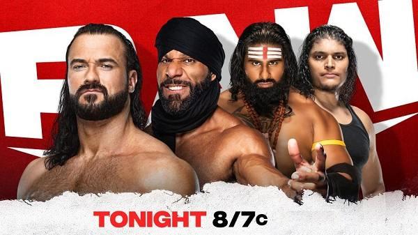 Watch WWE Raw 7/12/21 July 12th 2021 Online Full Show Free