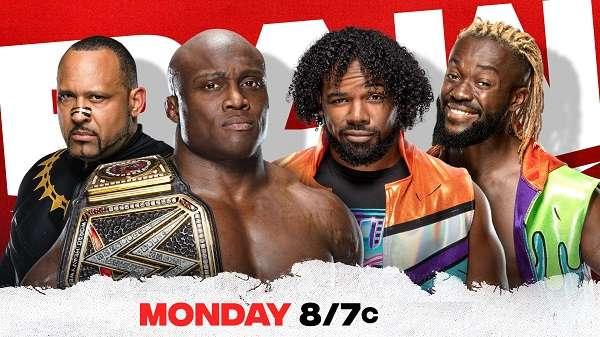 WWE Raw 7/5/21