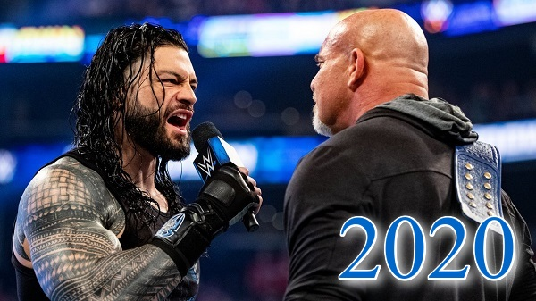 WWE Smackdown Live 2020 Collection
