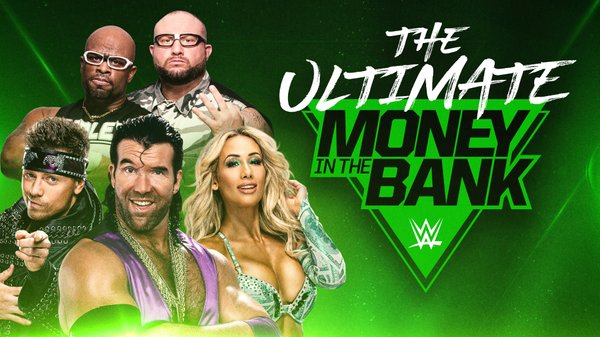 WWE The Ultimate Show Money in the Bank