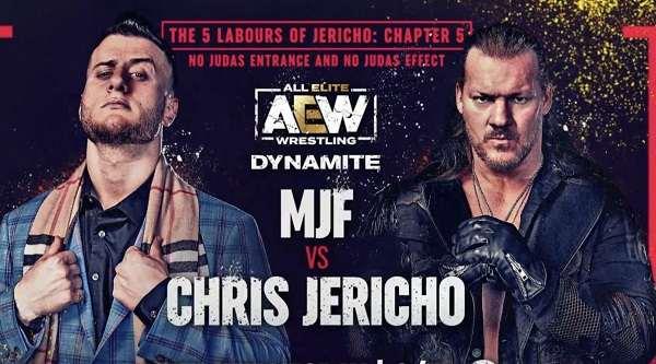 AEW Dynamite Live 8/18/21