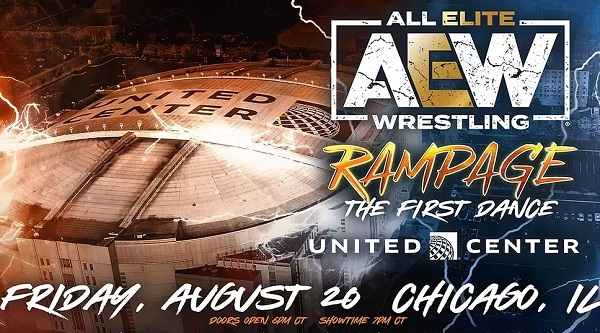 Watch AEW Rampage 8/20/21 – 20 August 2021 Full Show