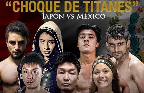 Choque de Titanes : Mexico v Japan 8/20/21