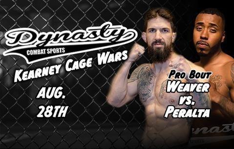 Dynasty Combat Sports : Kearny Cage Wars 8/28/21