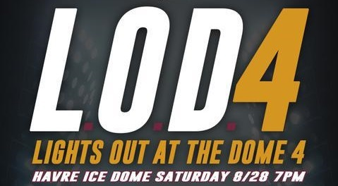 Fusion Fight League : Lights out at the Dome 4 8/28/21