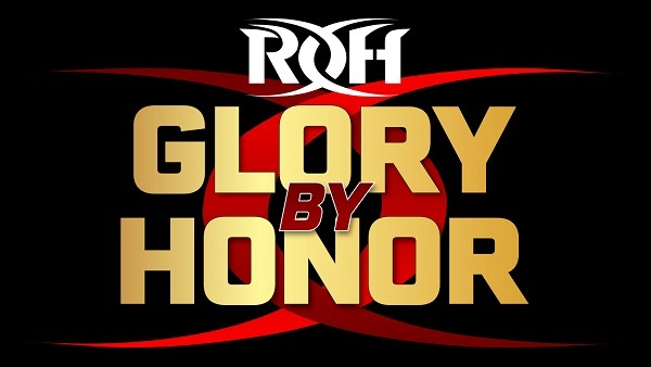 ROH Glory By Honor 2021 Day 1 8/20/21
