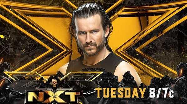 WWE NxT Live 8/10/21