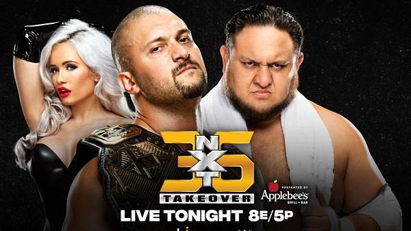 Watch WWE NxT TakeOver 36 2021 8/22/21 – 22 August 2021 Full Show