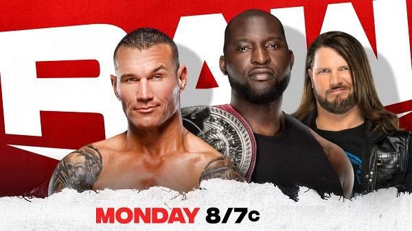 Watch WWE Raw 8/16/21