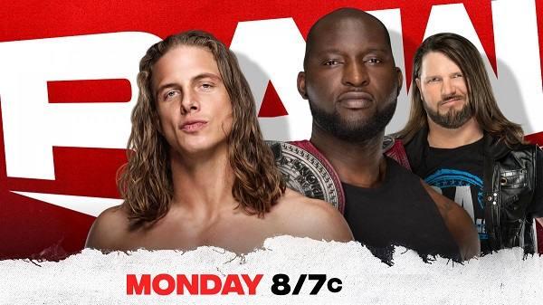 Watch WWE Raw 8/2/21