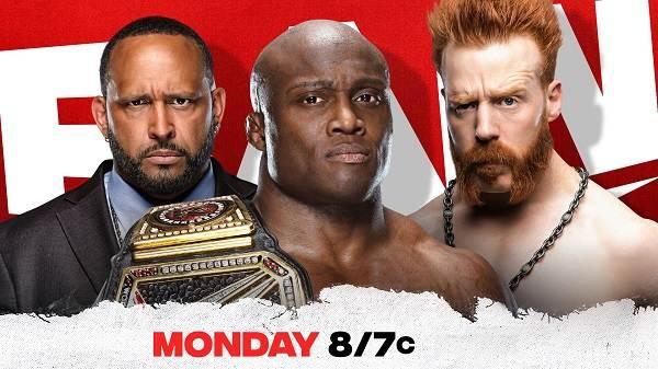 Watch WWE RAW 8/30/21