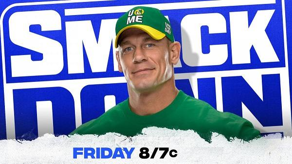 WWE Smackdown Live 8/13/21
