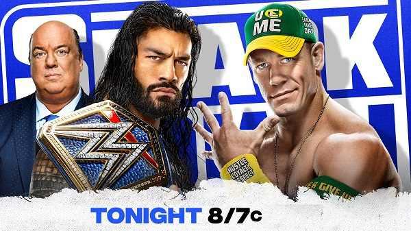 WWE Smackdown Live 8/20/21