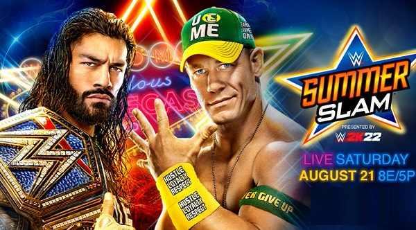 WWE SummerSlam 2021 Full Show Replay