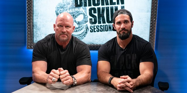 WWE Steve Austins Broken Skull Sessions S01E20 Seth Rollins