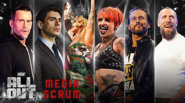 Watch AEW All Out Postshow Fallout 9/7/21