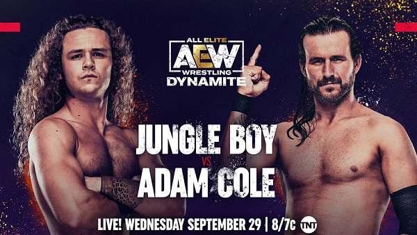 AEW Dynamite Live 9/29/21