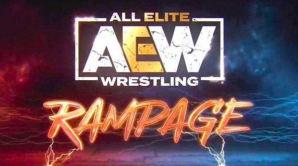 AEW Rampage Grand Slam 9/24/21