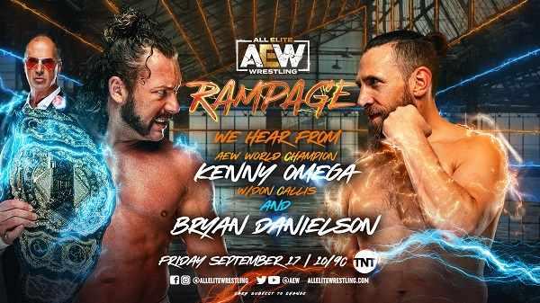 Watch AEW Rampage: 9/17/21