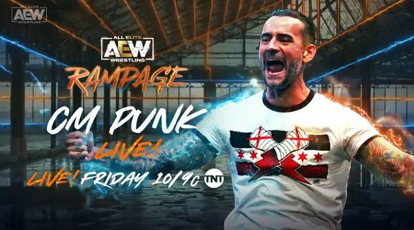 AEW Rampage Live 9/3/21