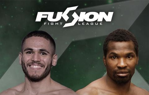 Fusion Fight League : Michael Garcia vs Mike Kuehne 9/18/21