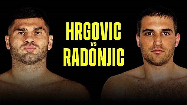 Watch Hrgovic v Radonjic 9/10/21 10th September 2021 Online Full Show Free