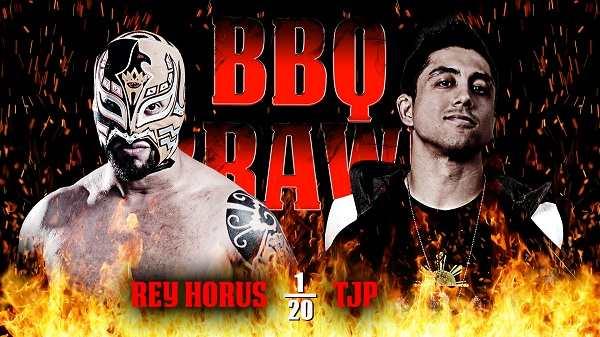 Watch NJPW BBQ Brawl PPV 2021 9/3/21