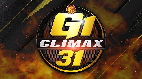 NJPW G1 Climax 31 October 20th 2021